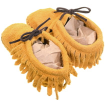 Native American Style Soft Leather Moccasins 39223