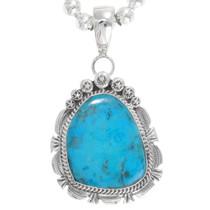 Kingman Turquoise Pendant 39231