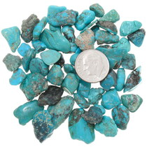 Vintage Turquoise Nuggets 37022