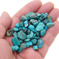 Bright Blue Green Turquoise Nuggets 37022