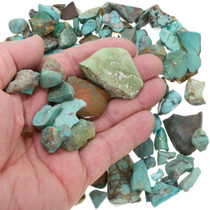 Natural Turquoise Rough Tumbled Lapidary 37024