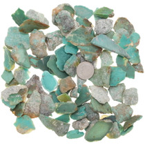 Green Turquoise Lapidary Rough 37033