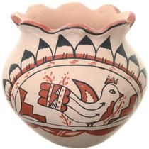 Vintage Santo Domingo Pueblo Pottery 39252