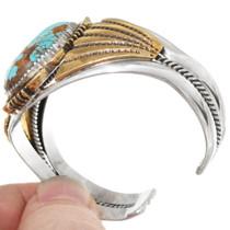 Navajo Turquoise Cuff Bracelet 27035