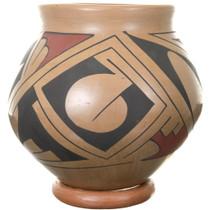 Mata Ortiz Polychrome Southwest Geometric Pottery 39259