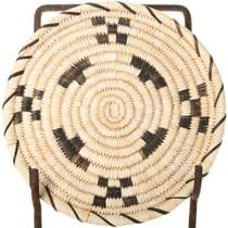 Vintage Tohono O'odham Basket Tray 39262