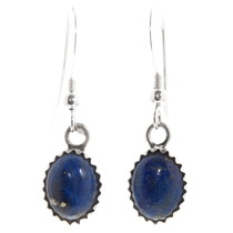 Native American Lapis Earrings 39273