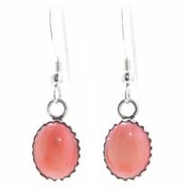 Angelskin Coral Earrings 39274