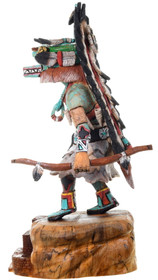 Hand Carved Cottonwood Kachina Doll 39276