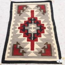Vintage Navajo Wool Rug 39282