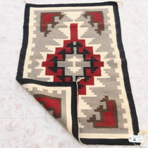 Authentic Navajo Ganado Rug 39282