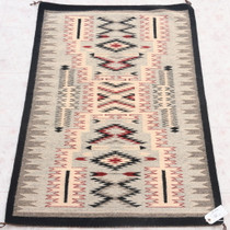 Authentic Navajo Wool Rug 39286