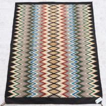 Vintage Navajo Wool Rug 39291