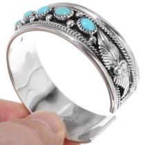 High Grade Kingman Turquoise Bracelet 39294