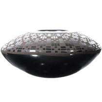 Casas Grandes Blackware Pottery Dazzler Bowl 39300