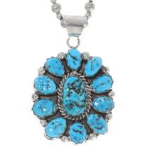 Arizona Turquoise Pendant 39315