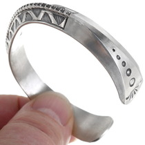 Heavy Gauge Sterling Silver Cuff 39375