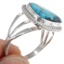 Native American Turquoise Ring 39393