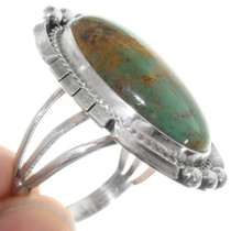 Arizona Turquoise Navajo Made Ring 39395