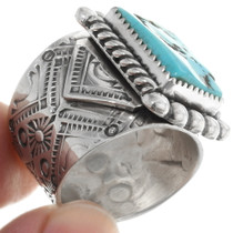 Sterling Silver Arizona Turquoise Ring 39400