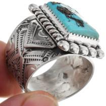 Vintage Sleeping Beauty Turquoise Ring 39401