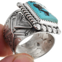 Vintage Sleeping Beauty Turquoise Ring 39401