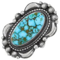 High Grade Arizona Turquoise Ring 39407