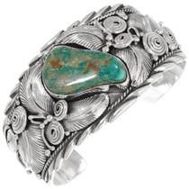 Green Royston Turquoise Cuff Bracelet 39419