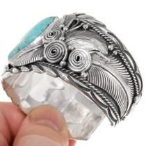 Native American Royston Turquoise Bracelet 39420