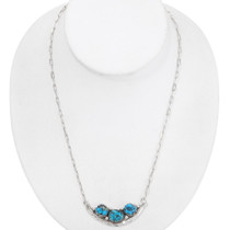 Arizona Turquoise Nugget Necklace 39427