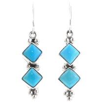 Turquoise Drop Earrings 39446