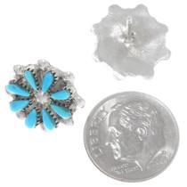 Sleeping Beauty Turquoise Earrings 39498