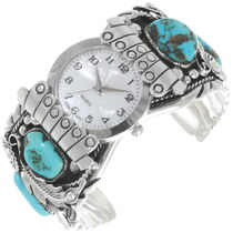 Vintage Sleeping Beauty Turquoise Watch 39517