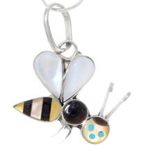 Native American Bumblebee Pendant 39535