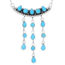 Sleeping Beauty Turquoise Necklace 39546