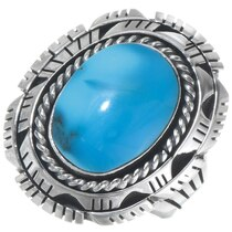 Sleeping Beauty Turquoise Ring 39565