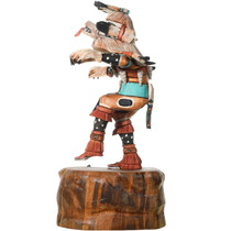 Authentic Cottonwood Kachina Doll 33226