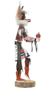 Vintage Badger Hopi Kachina Art 39591