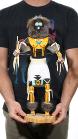 Kachina Doll Native American Cultural Art 39597