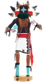 Large Vintage Hopi Planet Kachina Doll 39600