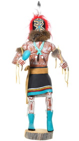 Vintage Aya Runner Kachina Doll