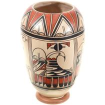 Vintage Hopi Pottery Vase 39609