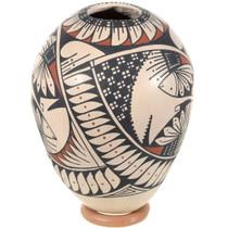 Mata Ortiz Polychrome Pottery Vase 39615