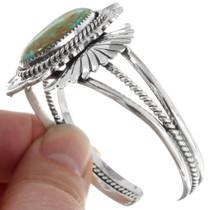 Number 8 Nevada Turquoise Bracelet 39620