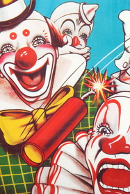 Dynamite Clowns Circus Poster 39627