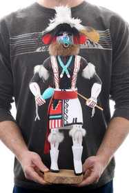 Vintage Native American Kachina 39643
