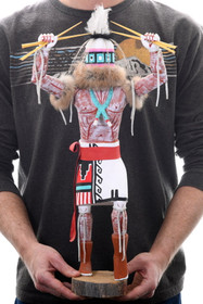 Tall Vintage Native American Kachina 39647