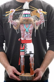 Tall Vintage Native American Kachina 39647