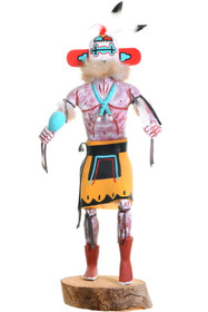 Hopi Terrific Power Kachina Doll 39648