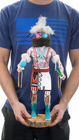 Full Size Hopi Kachina Figure 39649